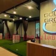 ติดตั้ง Projector สำหรับ กอล์ฟซิมูเลเตอร์ Golf Simulator